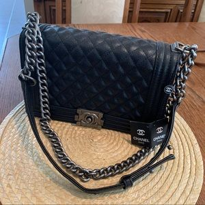 Beautiful Structured  Edgy Classy Bag